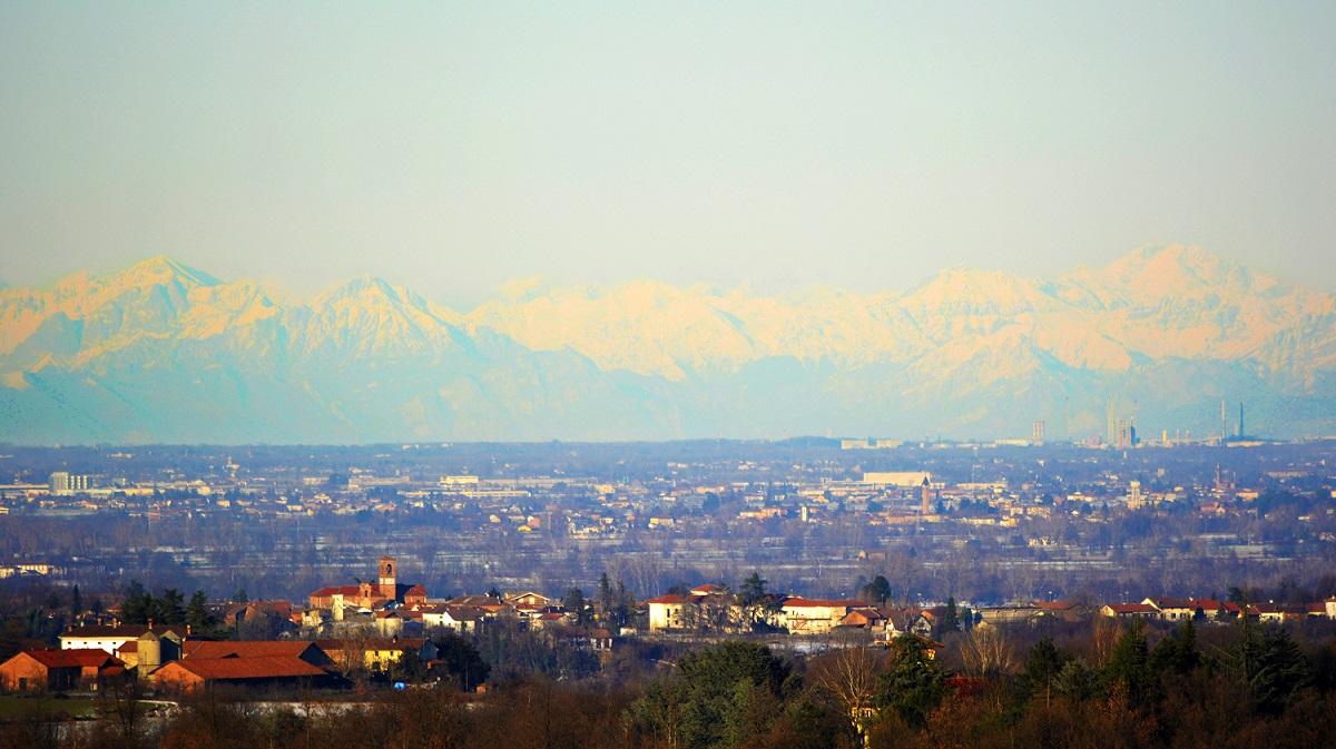 Panoramica Castelferro